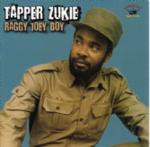 Tapper <Tappa> Zukie - Raggy Joey Boy (Jamaican Recordings) LP